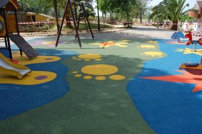 Parque de Juegos en Manzanilla