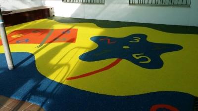 Parque infantil en Higuera la Real